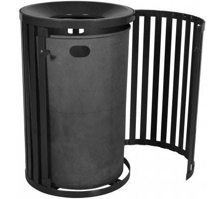Streetscape SCTP-40 Outdoor Trash Receptacle
