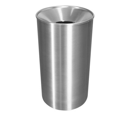 Premier Series Steel Waste Receptacle