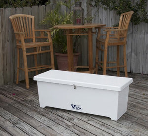 MoBox 4' SlimLine Dock Box