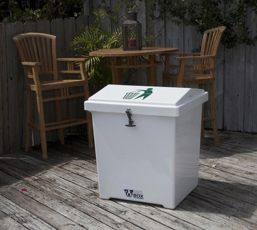 Trash Receptacle – Large