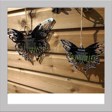 Outdoor mirror butterfly 2 sizes