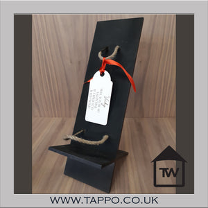 Bottle holder alternative gift box Any text