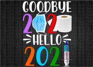 Goodbye 2020 - Welcome 2021 / Cooking . . . ALL Day Long!
