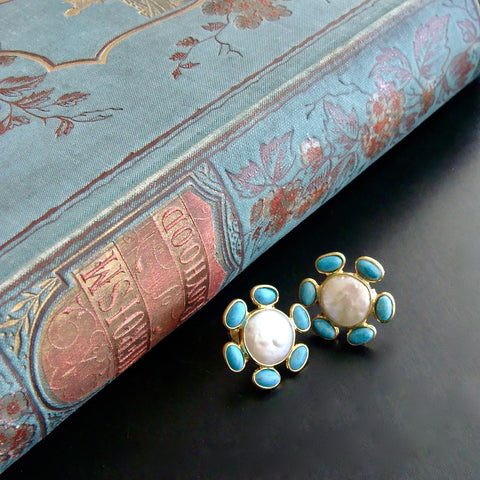 3-daisy-turquoise-earrings