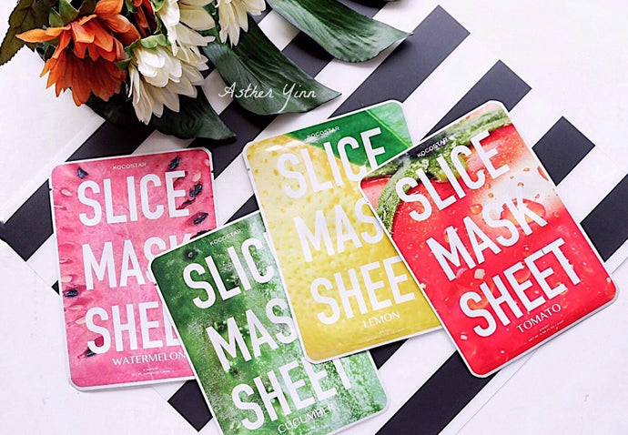 Kocostar Slice Sheet Mask Review