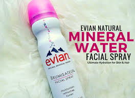 EVAIN NATURAL MINERAL WATER FACIAL SPRAY – REVIEW