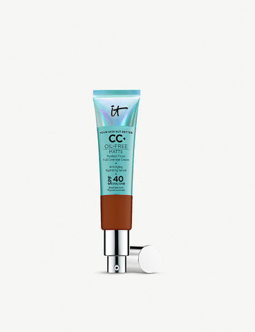IT COSMETICS Your Skin But Better CC+ Oil-Free Matte with SPF 40 32ml
