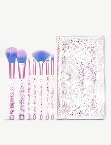 LIME CRIME Aquarium Brush Set and Pouch