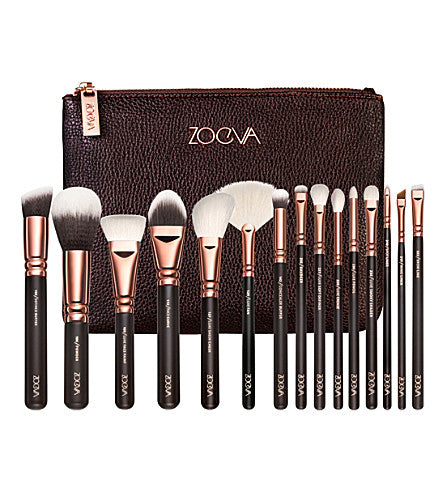 ZOEVA Rose Golden Complete Set