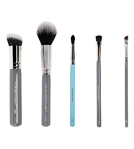 MYKITCO. My Essential Makeup Brush Set