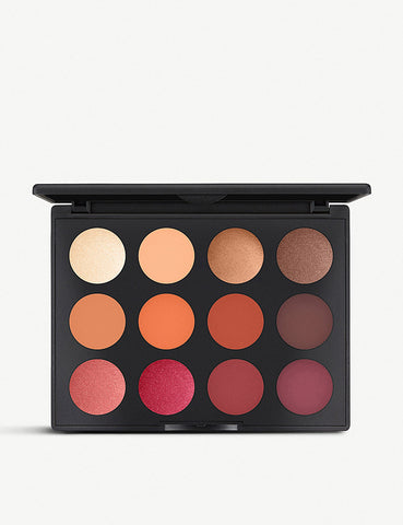 MAC Art Library FLAME-BOYANT Eyeshadow Palette 17.2g
