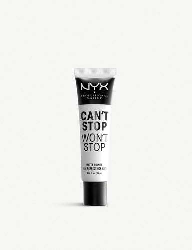 NYX PROFESSIONAL MAKEUP Can't Stop Won't Stop Matte Primer 25ml