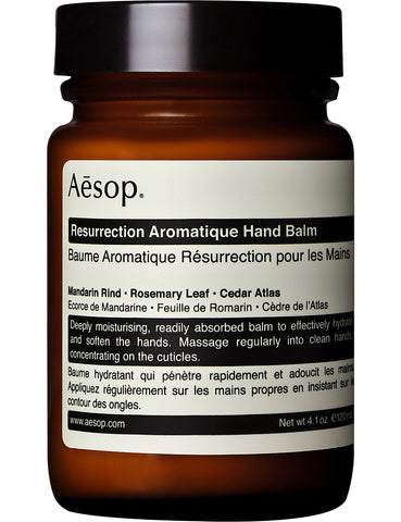 Resurrection Aromatique Hand Balm