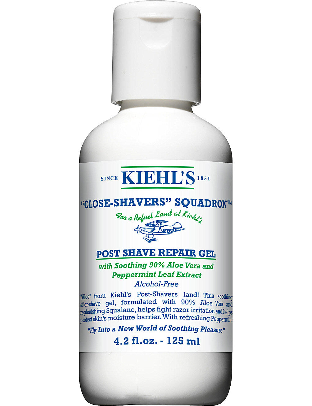 Post-Shave Repair Gel 125ml