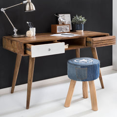 Solid Wood Study Table For Home / Office or Work From Home