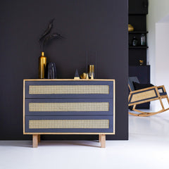Kanav Solid Wood Chest Of Drawers