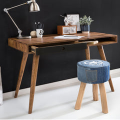 Porto Solid Wood Study Table