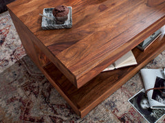Krakow Solid Wood Coffee Table