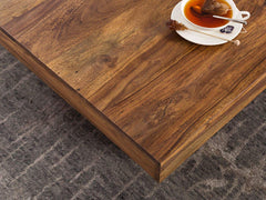 Arras Solid Wood Center Table