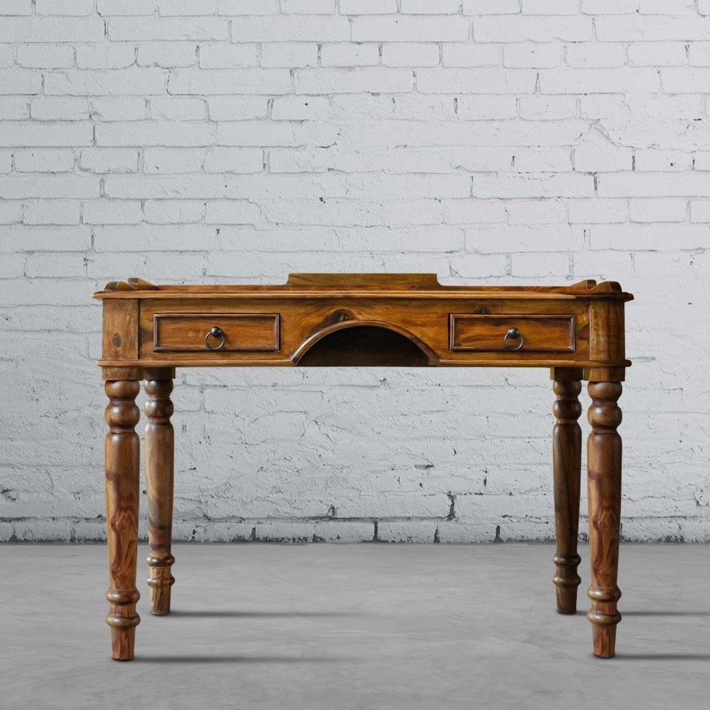 Agatha Solid Wood Study Table