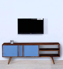 Florance Solid Wood Tv Cabinet