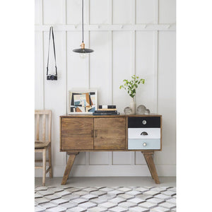 Solid Wood Multipurpse Sideboard