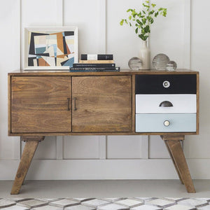 Albany Solid Wood Multipurpse Sideboard