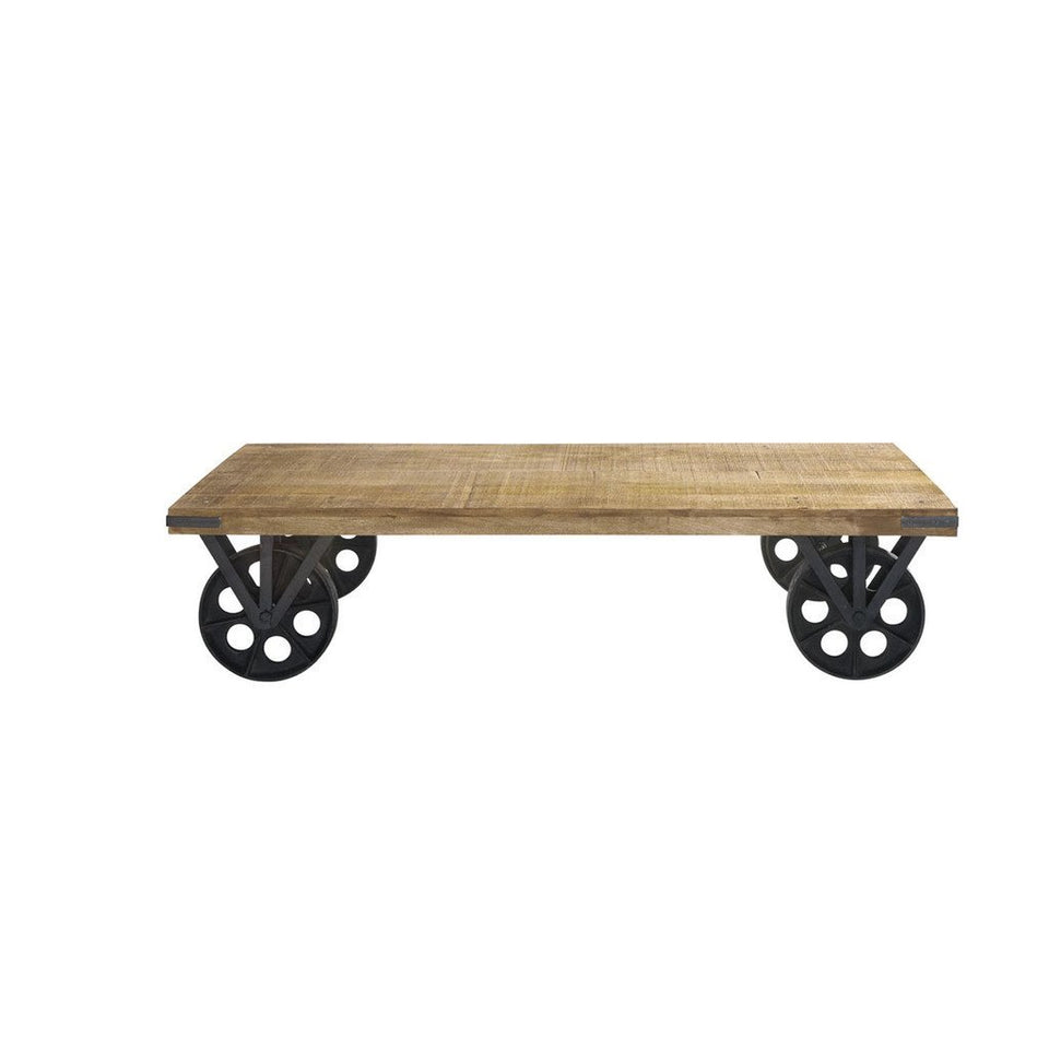 Motril Coffee Table With Wheels