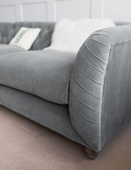 Theseus Chesterfield Corner Sofa
