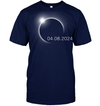 Totality Total Solar Eclipse April 8 2024 T Shirt
