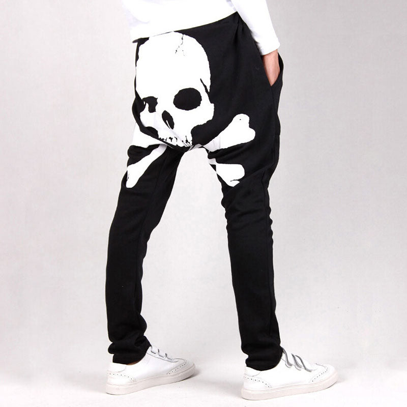 Skull Hip Hop Pants