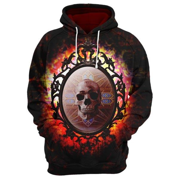 After Life Mirror Hoodie