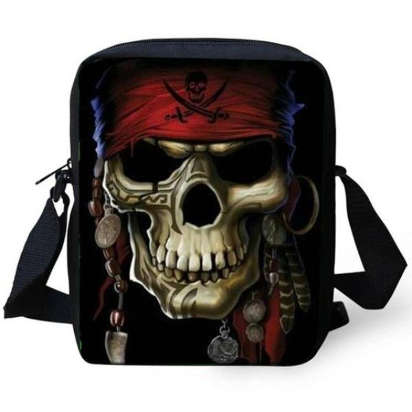Shotai Skull Bag