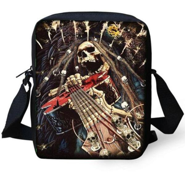 Sliuer Skull Bag