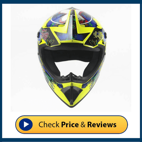 ATV motocross motorcycle helmet