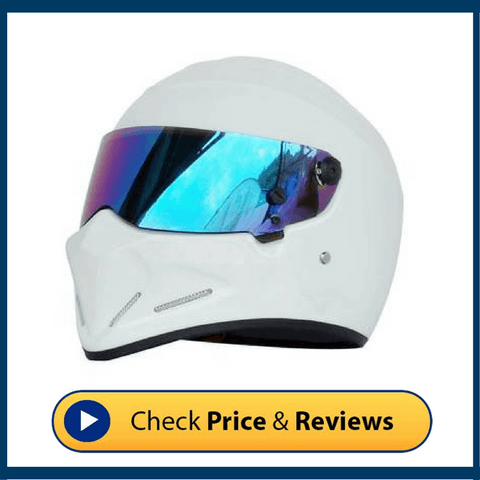 Karting FS-38 racing motorcycle helmet
