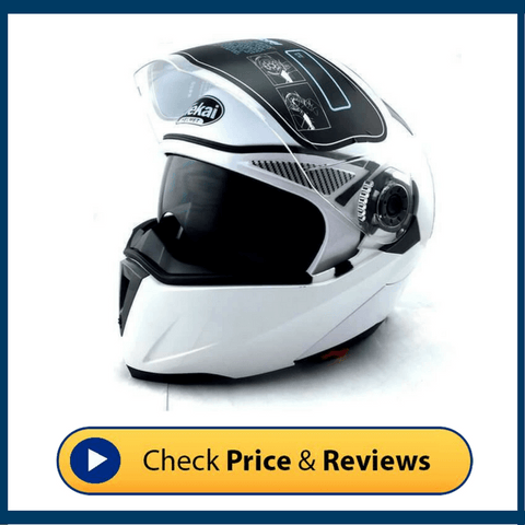 jiejai flip up motorcycle helmet