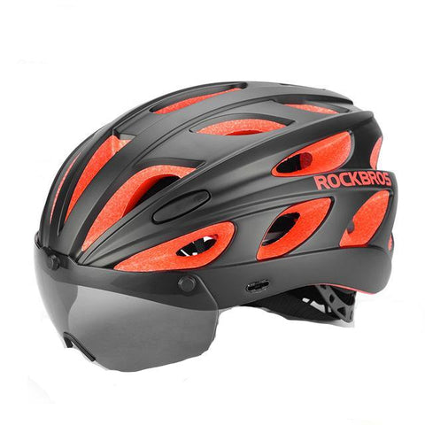 RockBros magnetic bike helmet