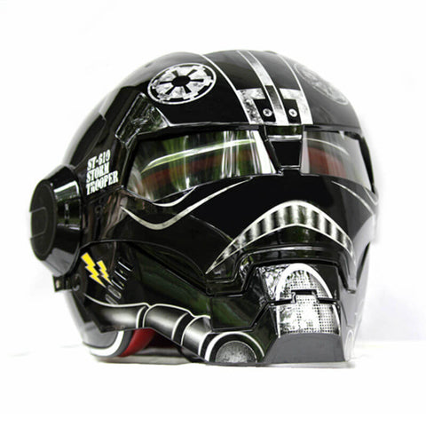 Star War Iron Man mashup helmet