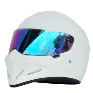 motorcycle racing helmet