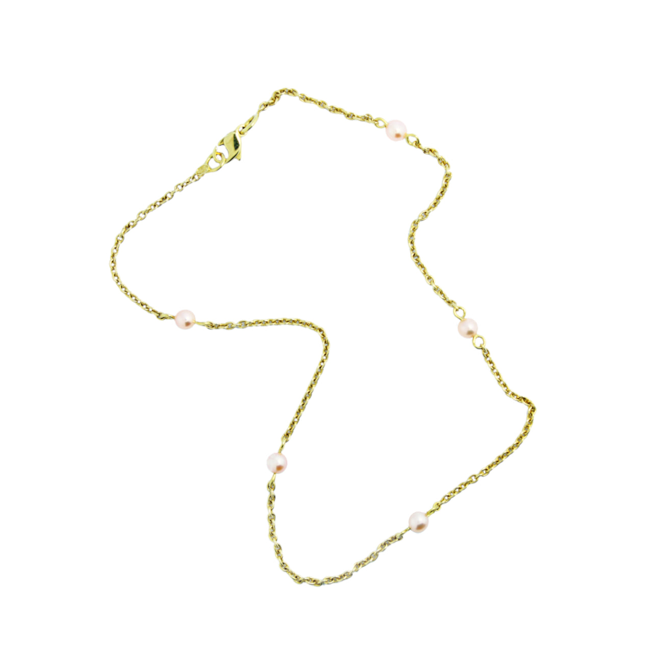 Classic Anklet Chain