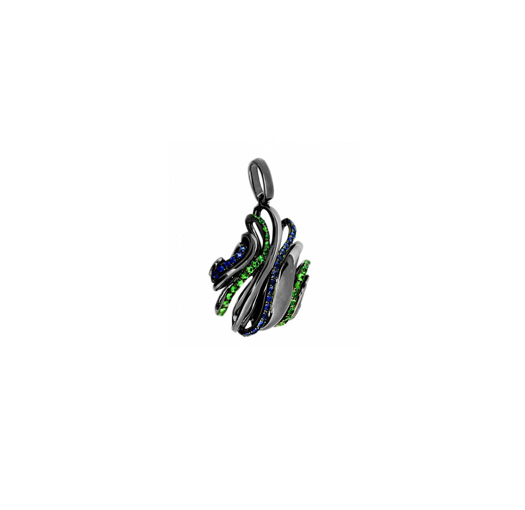 Algae Pendant - Ravior Jewels