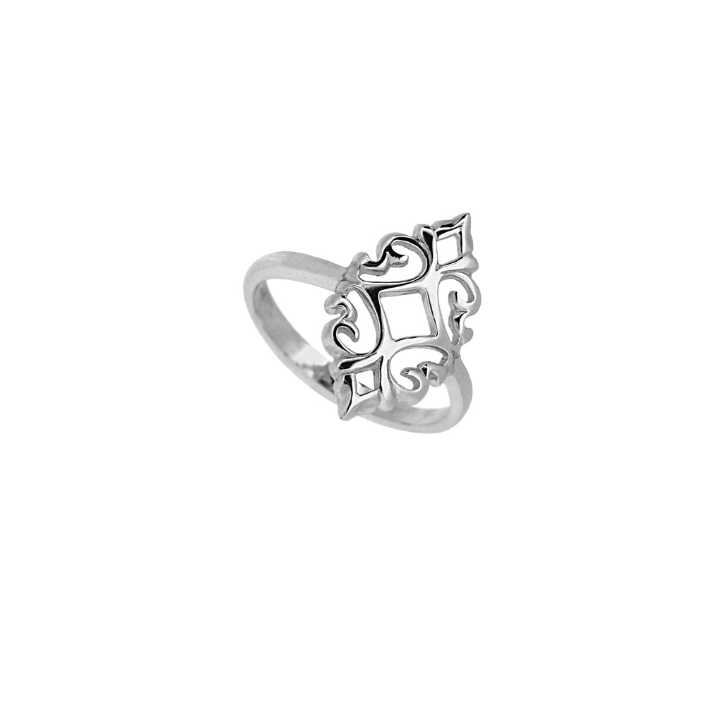 Arboresans Silver Ring - Ravior Jewels