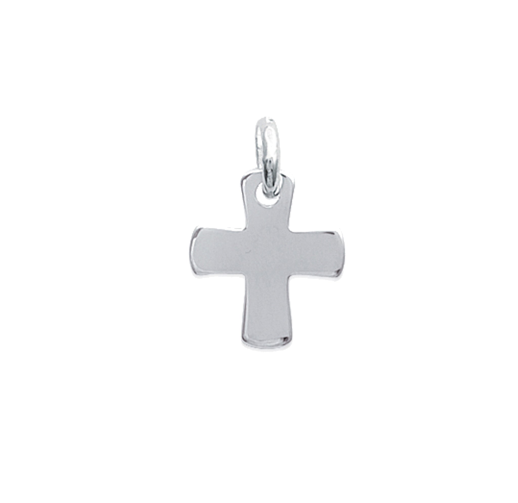 Mini Rounded Cross