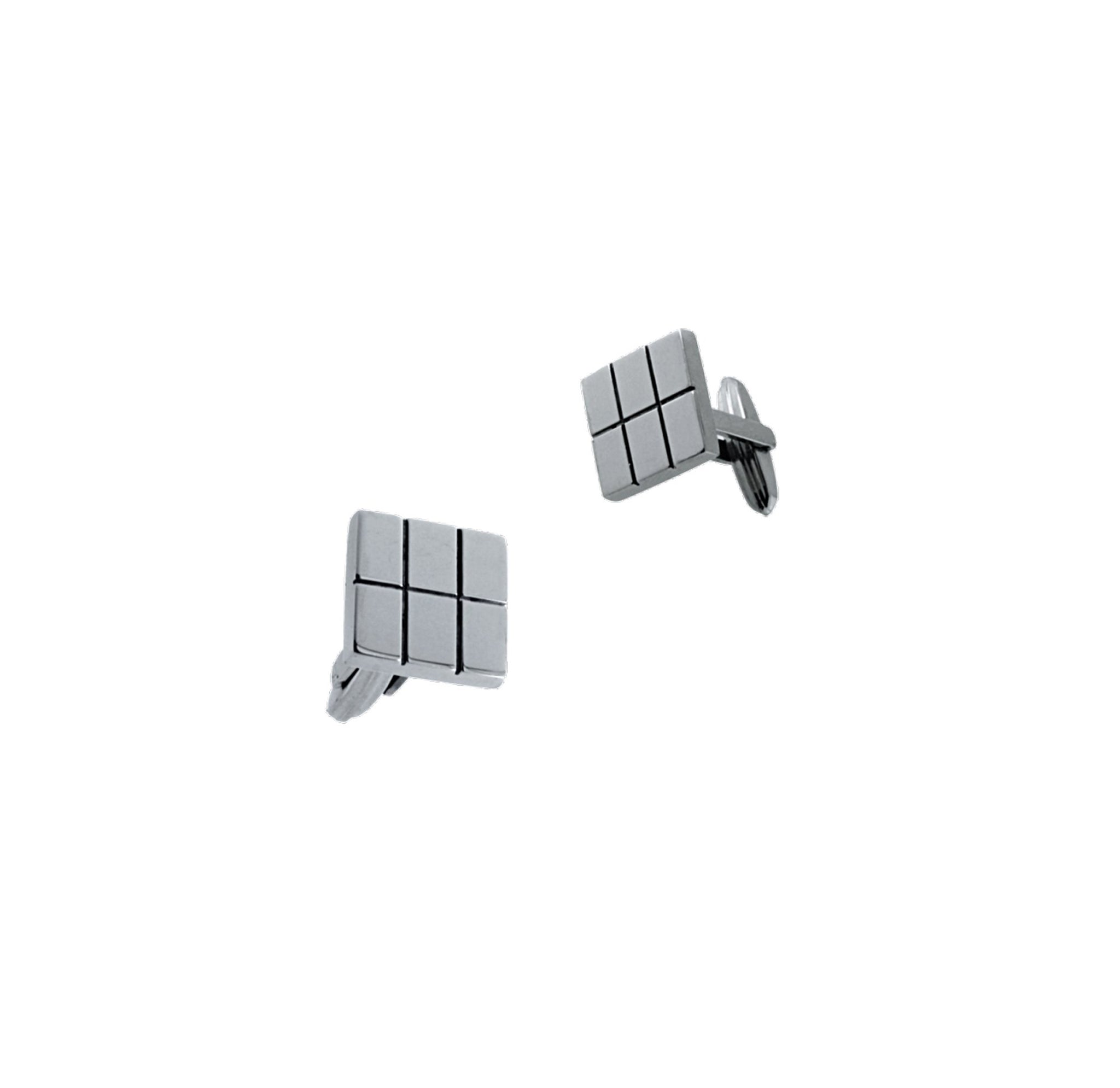 Rectangle Cufflinks - Ravior Jewels
