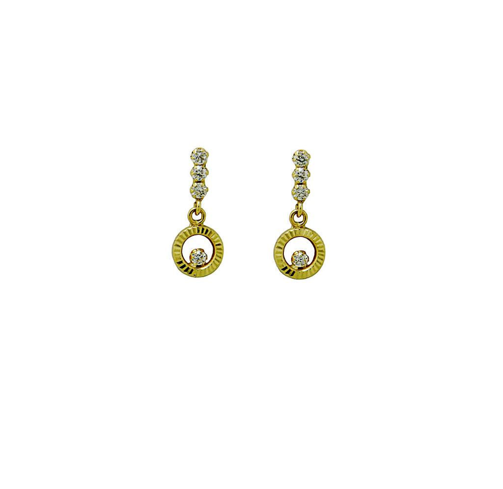 Delicate Kid's Earrings - Ravior Jewels