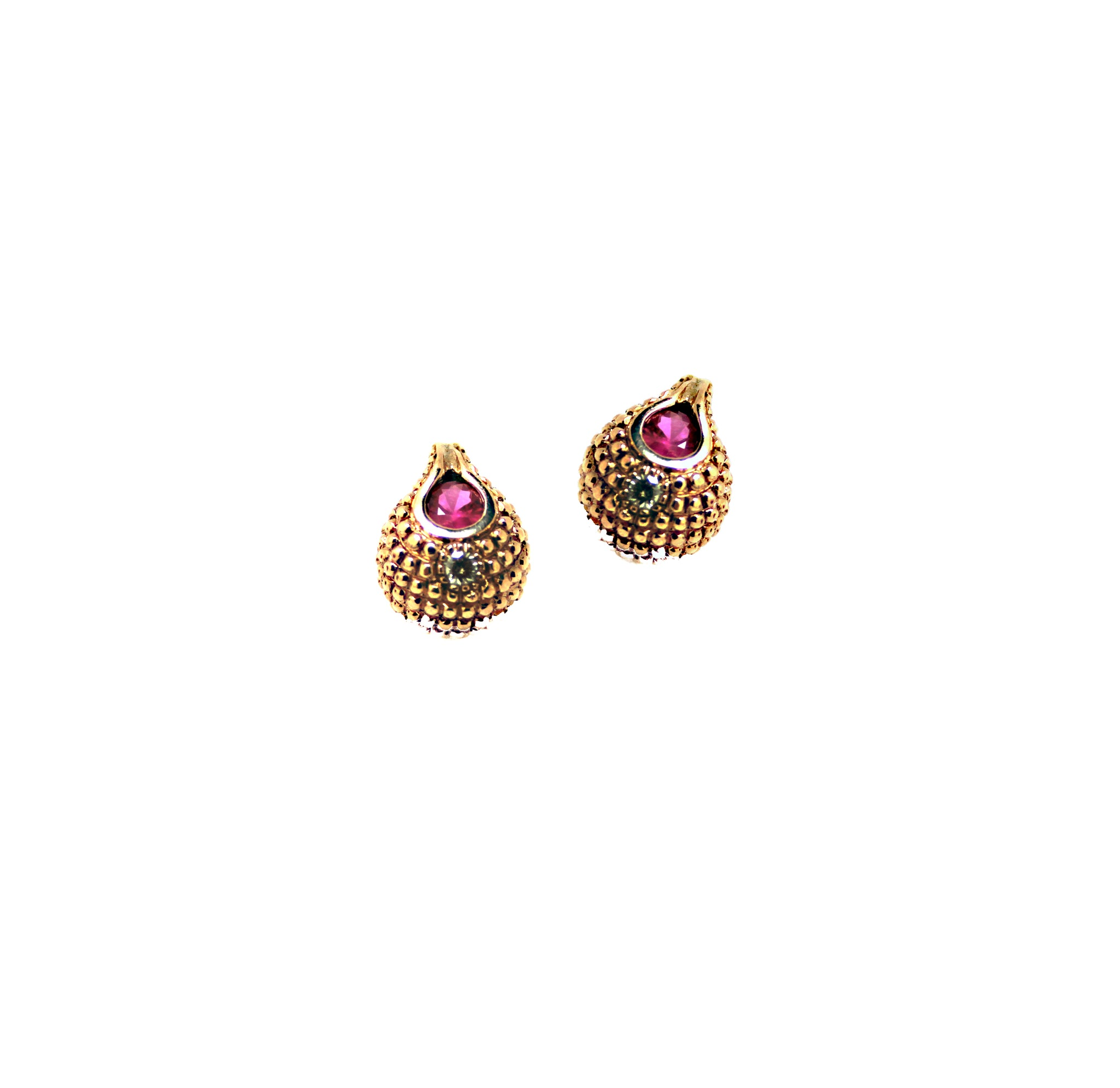 Fuschia Drops - Ravior Jewels