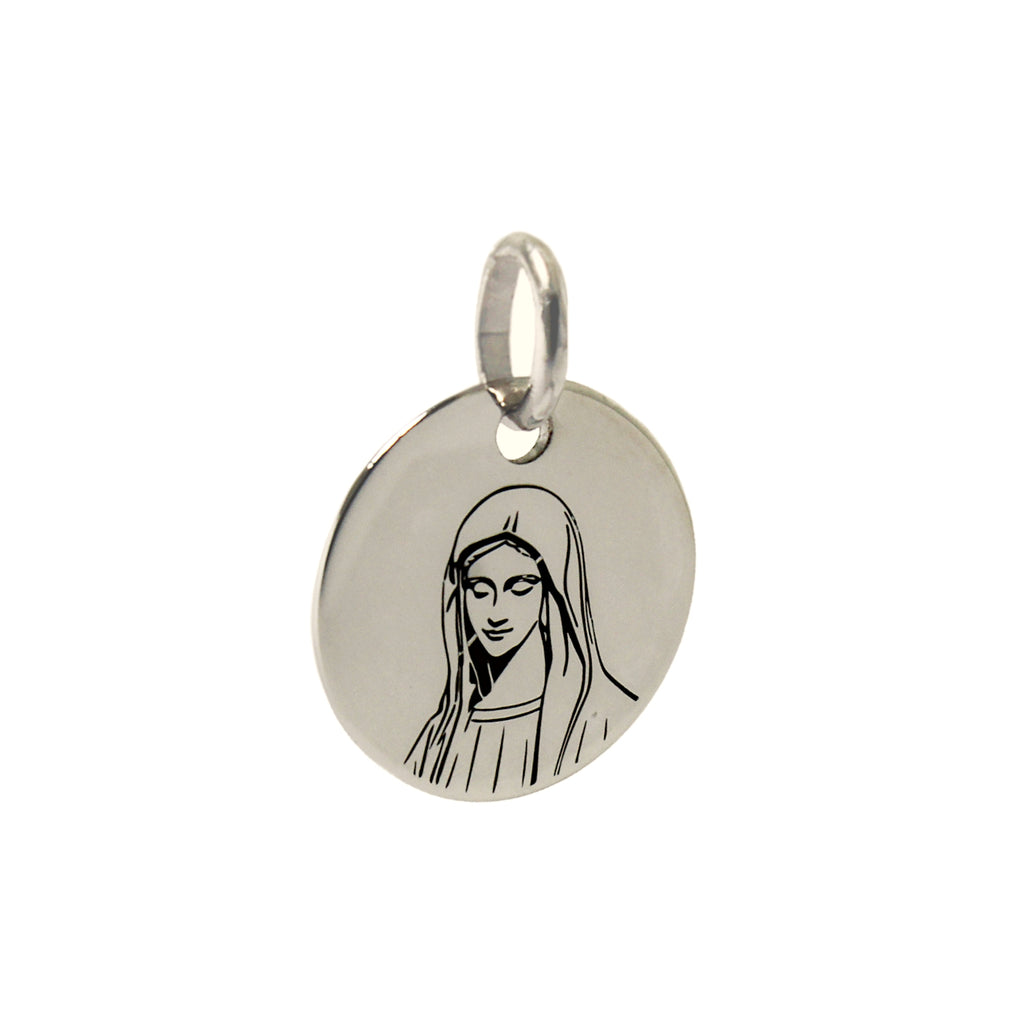Laser Engraving Mary