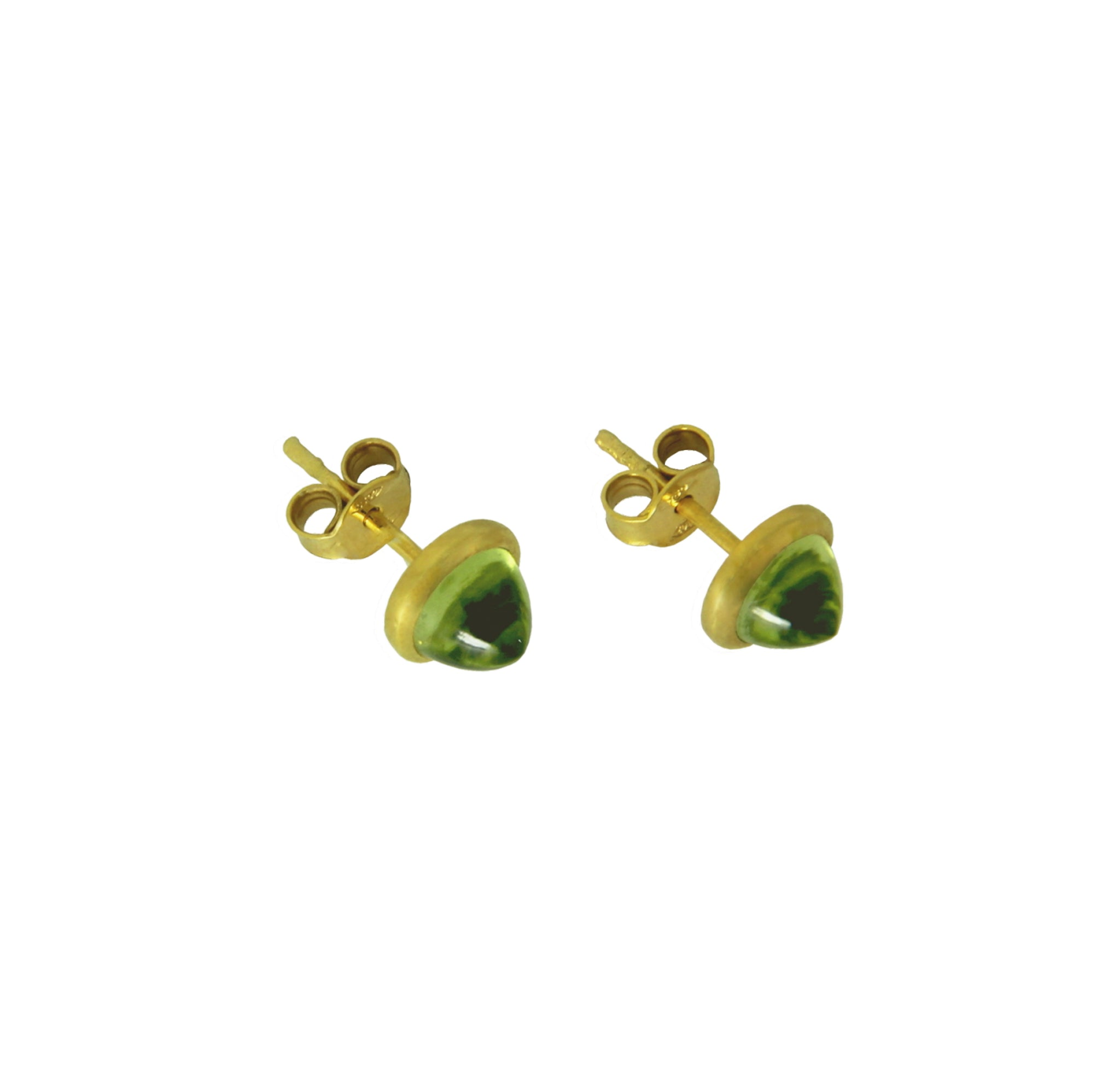 Peridot Earrings - Ravior Jewels
