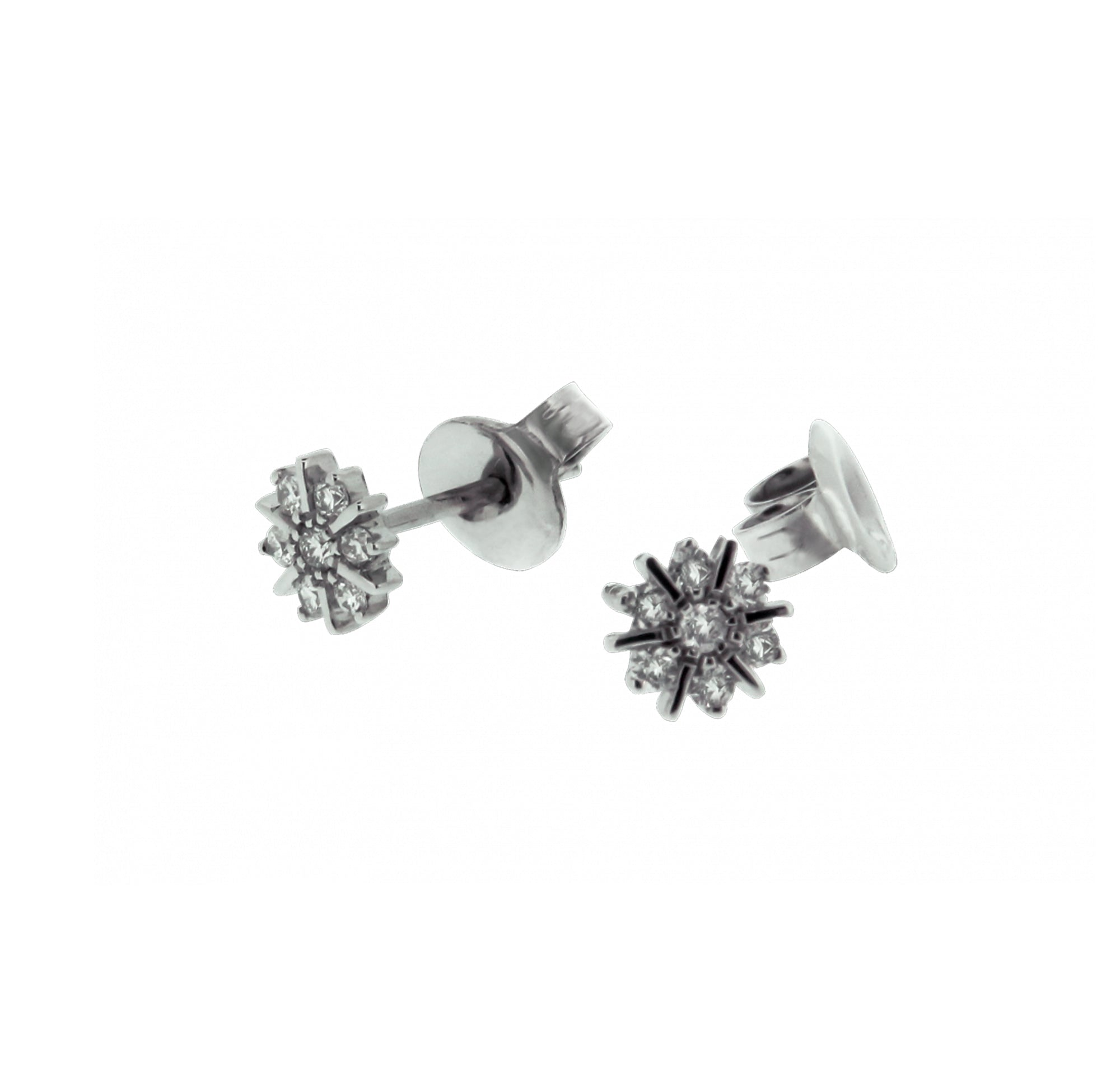 Flower Earrings - Ravior Jewels